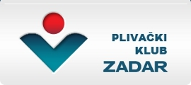 Пливачки клуб Задар, њихов знак и линк на њихову матичну страницу