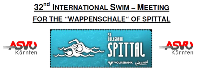 32nd INTERNATIONAL SWIM – MEETING