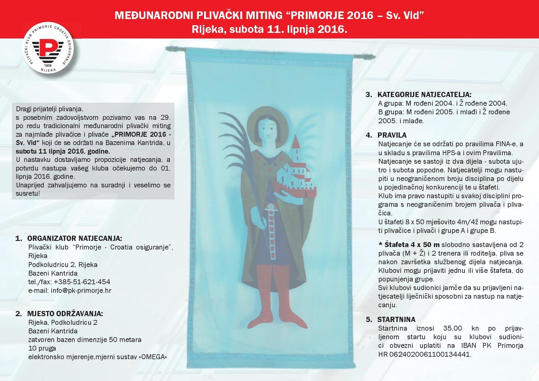 Пропозиције на хрватском језију, језику организатора, страна 1
