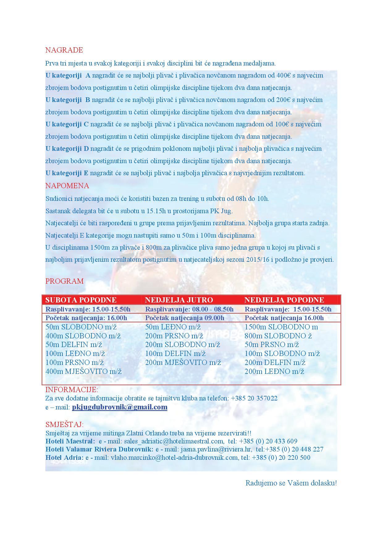 Пропозиције натјецања у PDF формату на језику организатора, страна 2