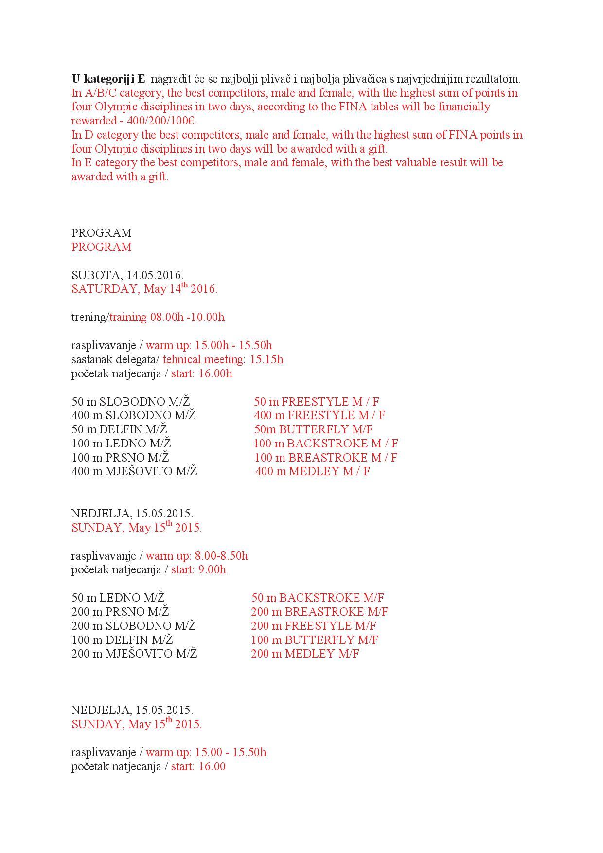 Пропозиције натјецања у PDF формату на језику организатора и енглеском, страна 3
