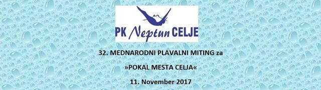 "Vizitka plivačkog kluba ""Neptun"" iz Celja"