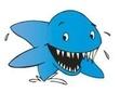 """Znak plivačkog kluba """"Pula"""" i link na njihobu matičnu stranicu"""