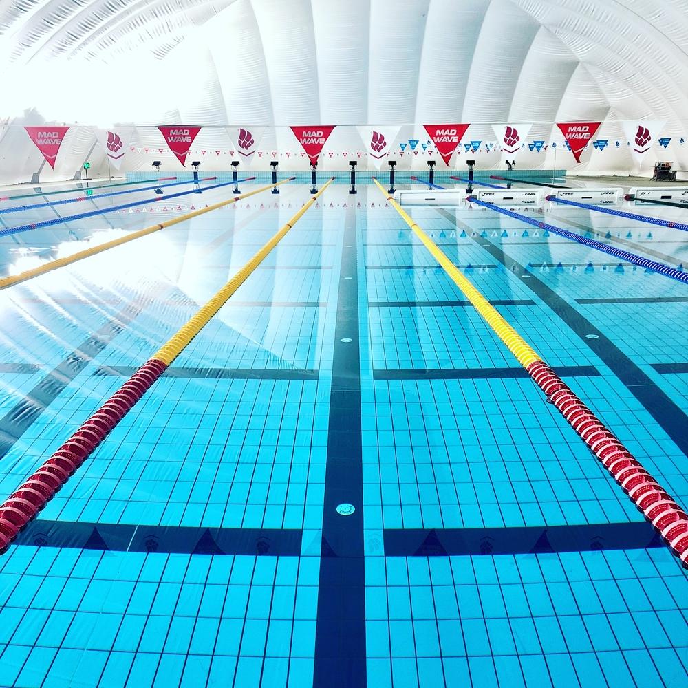 Спортске припреме 2020, прилог у сликама, слика базена бр. 1