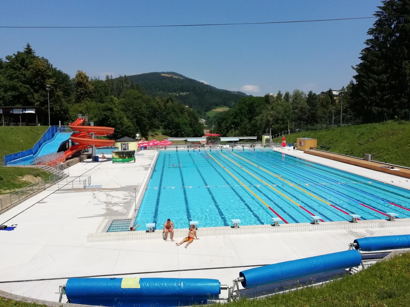Спортске припреме 2020, прилог у сликама, слика базена бр. 3