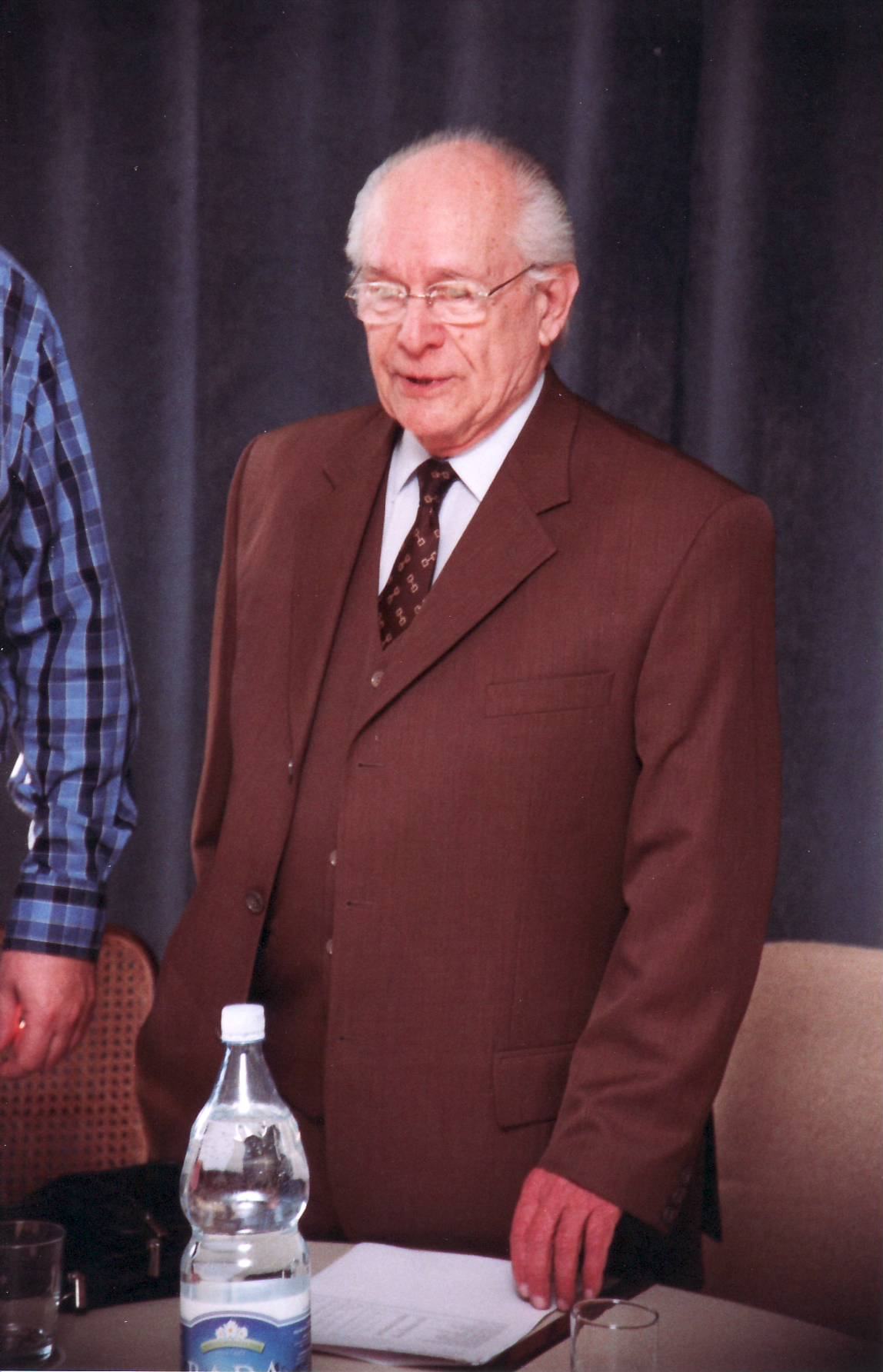 prof. Ivan-Ivica L. Zuber