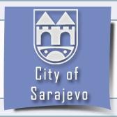 Спонзори такмичења - Град Сарајево