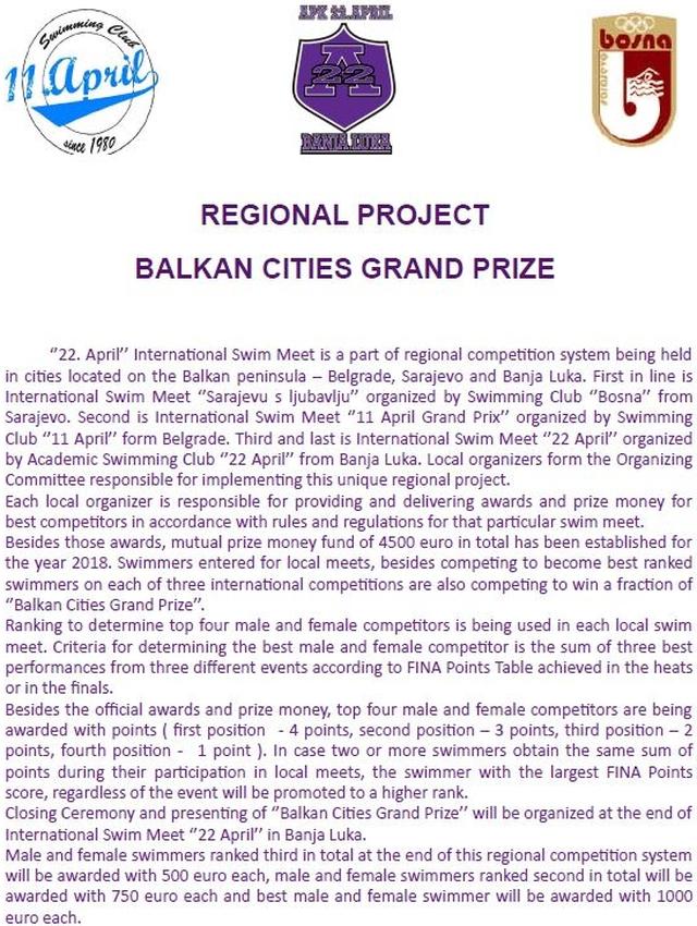 Велика награда балканских градова