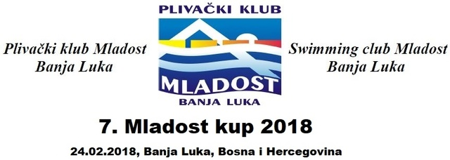 "Znak i link na zvanični sajt organizatora takmičenja, mitinga ""Mladost 2018"""