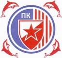 """Znak plivačkog kluba """"Crvena zvezda"""" iz Beograda i link na njihovu matičnu stranicu"""