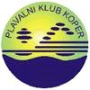 """Знак пливачког клуба """"Копер"""" из Копра и линк на њихову матичну страницу..."""