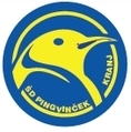 Знак пливачког клуба Пингвинчек и линк на њихову страницу
