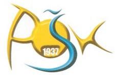 """Знак Пливачког клуба """"Златни дупин"""" из Сплита и линк на њихову званичну станицу"""