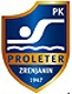 """Знак пливачког клуба """"Пролетер"""" и линк на њихову матичну страницу"""
