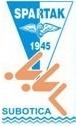Plivački klub Spartak iz Subotice i link na njihovu stranicu