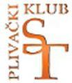 Знак пливачког клуба и линк на њихову страницу