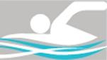 """Знак пливачког клуба """"Спортиво АСЗ"""" из Сарајево и линк на њихову Facebook страницу"""