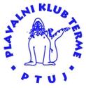 Znak plivačkog kluba Terme, Ptuj (SLO) i link na njihovu zvaničnu stranicu