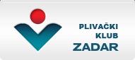 Пливачки клуб Задар и линк на њихову званичну страницу