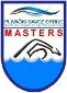 Знак Пливачког савеза Србије, одсек за Мастерс пливање и линк на Пливачки савез Србије