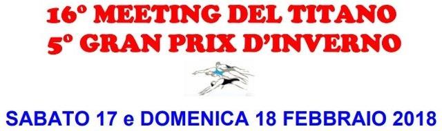 16. Meeting del Titano 5. Grand Prix d Inverno 2018 (RSM)