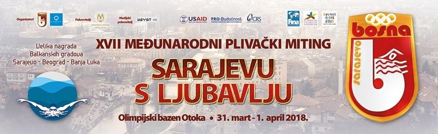 Сарајеву с љубављу 2018 (BiH)