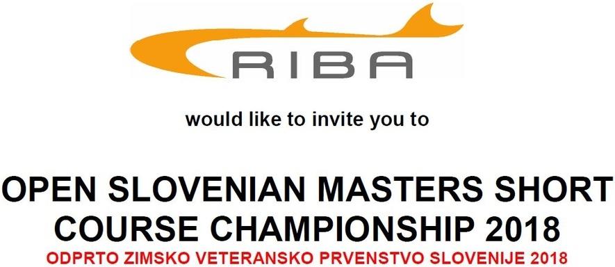 Odprto zimsko veteransko prvenstvo Slovenije 2018 (SLO)