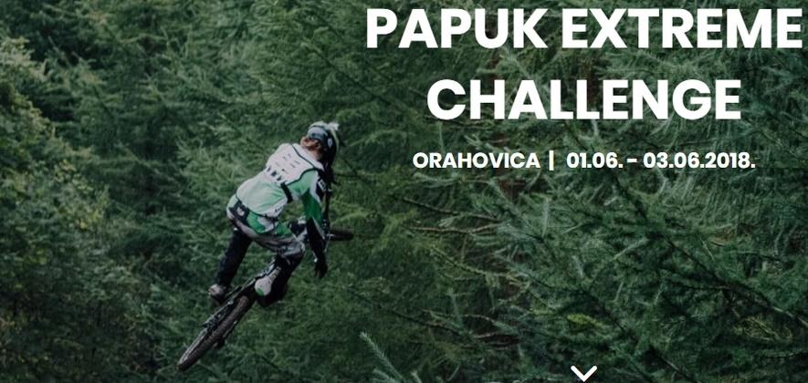 Папук Extreme Challenge 2018 (CRO)