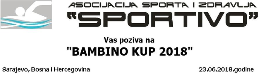 Бамбино куп 2018 (BiH)