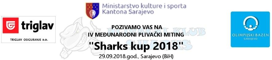 Шаркс куп 2018 (BiH)