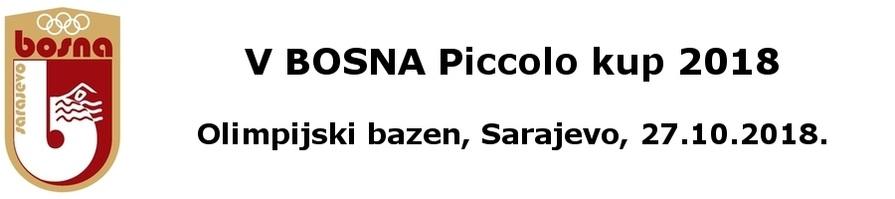 Bosna Piccolo cup 2018 BiH