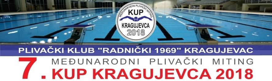 Куп Крагујевца 2018 (SRB)