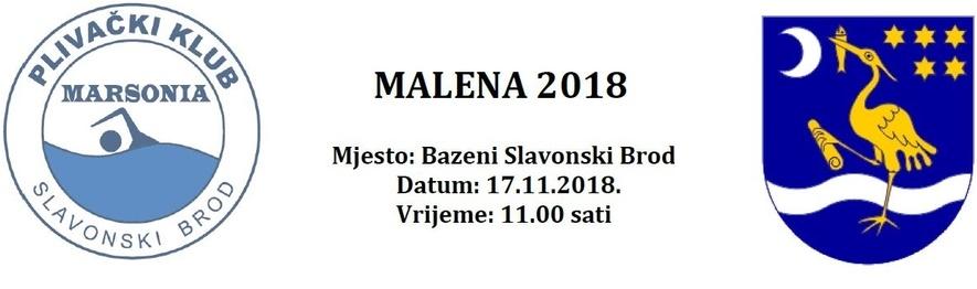 Малена 2018 (CRO)