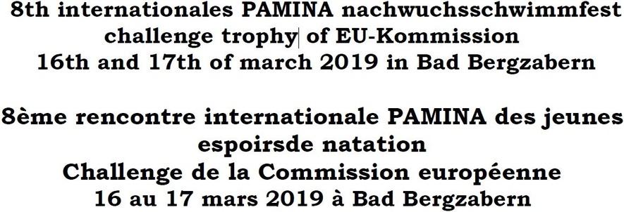 8th PAMINA 2019 (GER)