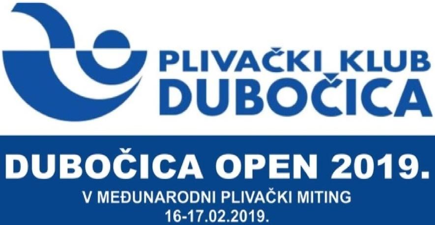 Дубочица Open 2019 (SRB)