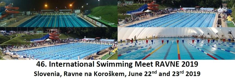 Знак пливачког такмичења и линк нањихову страницу