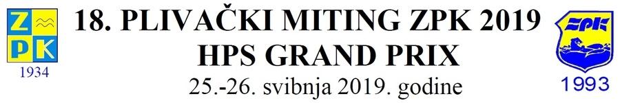 18 Plivački miting ZPK 2019 (CRO)
