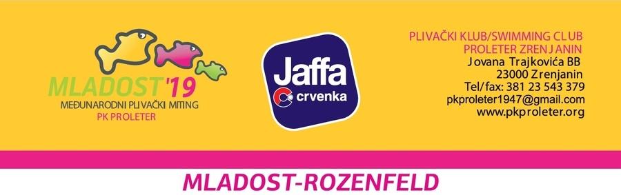 Mladost-Rozenfeld 2019 (SRB)