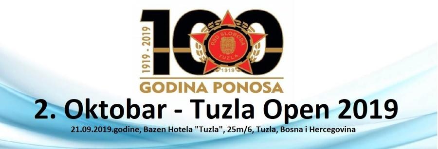 2. Октобар - Тузла Опен 2019 (BiH)