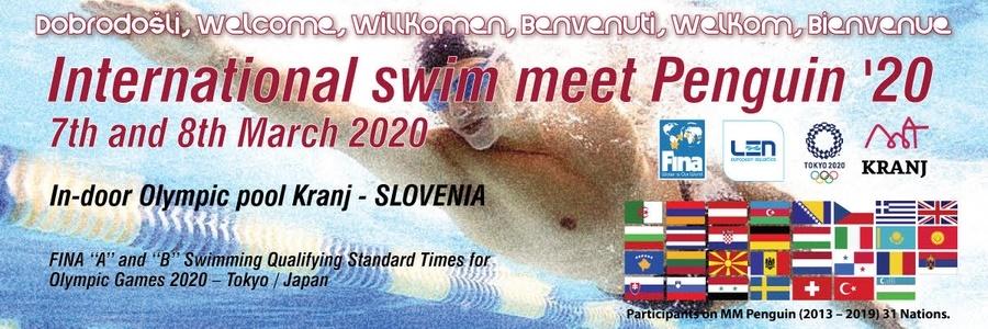 Знак такмичења словеначког клуба и линк на њихову званичну страницу