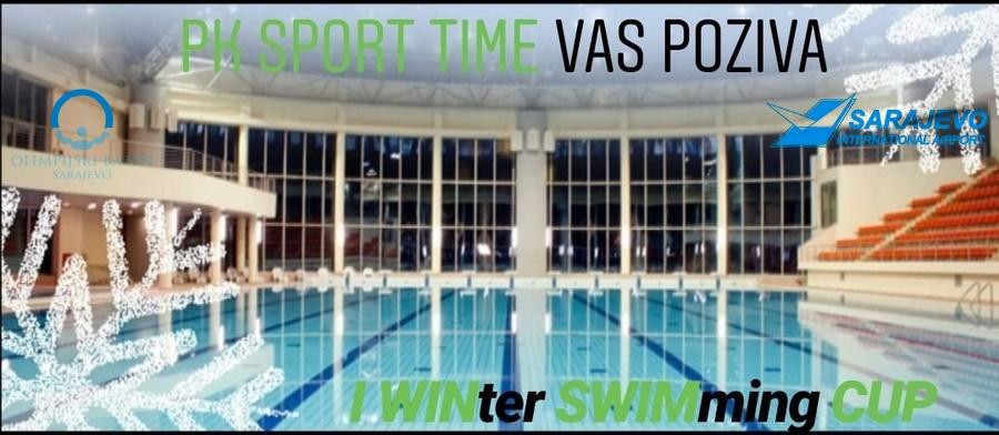 I WinSwim Cup 2020 (BiH)