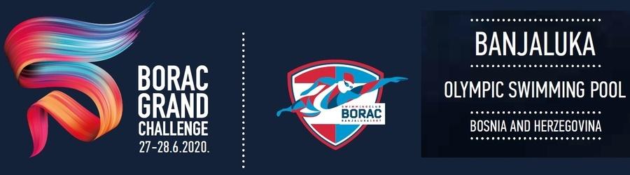 Borac Grand Challenge 2020 (BiH)