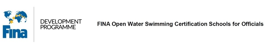 FINA OPEN WATER SWIMMING CERTIFICATION SCHOOL FOR OFFICIALS 2020 (CRO)