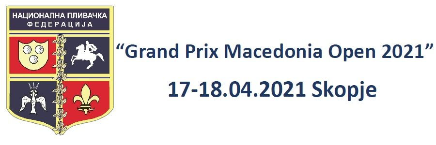 Grand Prix Macedonia Open 2021 (MKD)