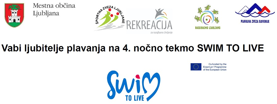 Swim to live 2021 (SLO)